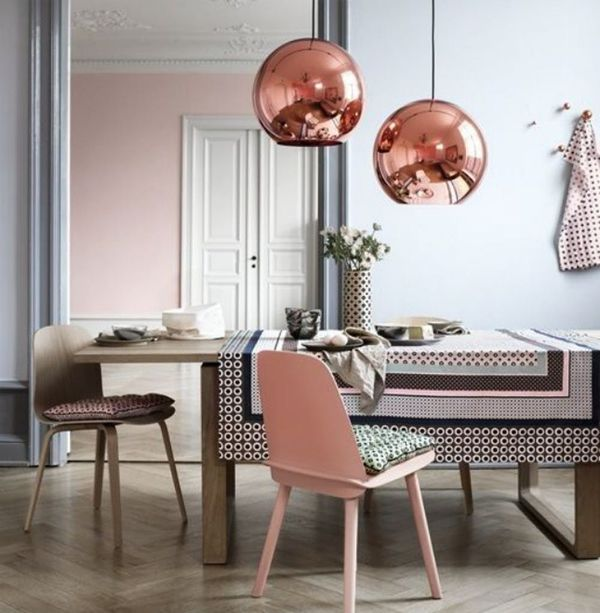 Bring in the Bling: 20 Ways to Embrace the Metallic Trend in Your Home