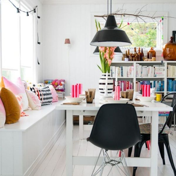 Fresh and Clean: 30 Scandinavian-Inspired Rooms