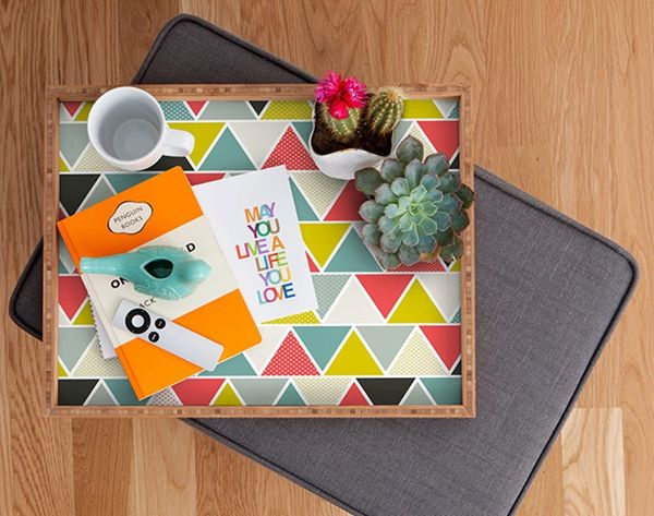 These 17 Patterned Serving Trays Will Earn You Major Hostess Points