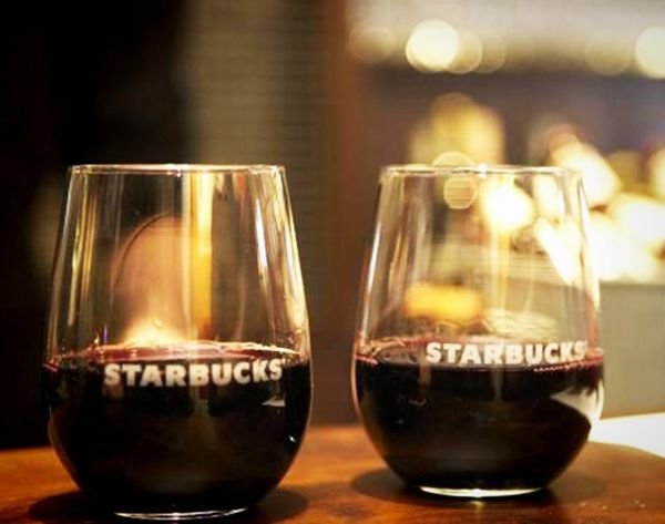 Grande Brewski, No Whip — Starbucks to Sell Beer and Wine?!