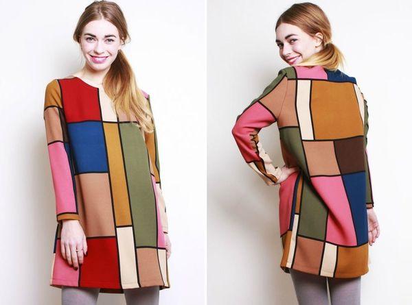 Ooh La La! 19 Clothing Masterpieces Inspired by Artwork