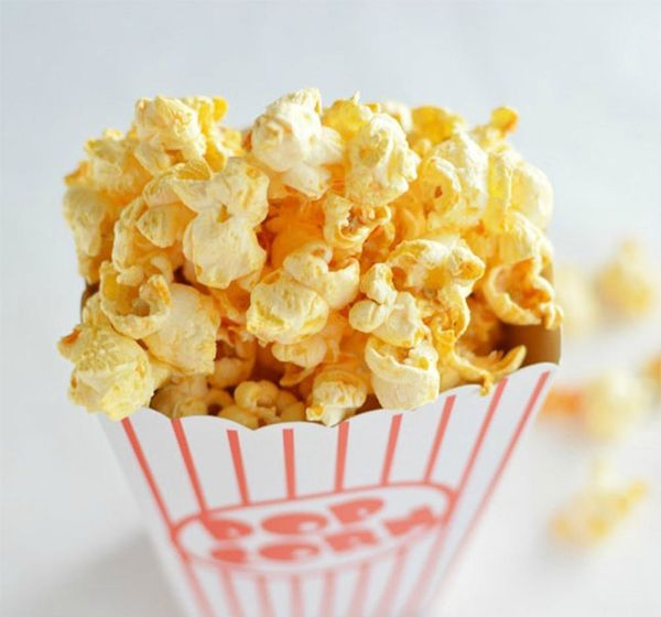 Movie Night Makeover: 15 Amazing Popcorn Toppings