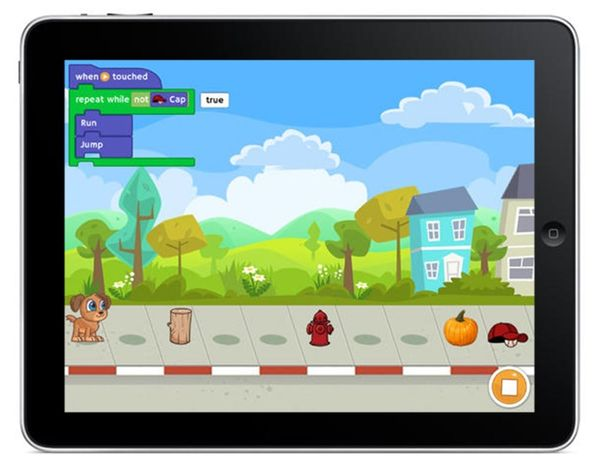 This New App Teaches Kids to Code By Playing a Game
