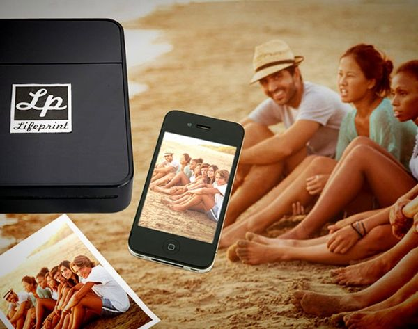 New Party Prop? LifePrint is a Wireless Way to Print Photos on Demand