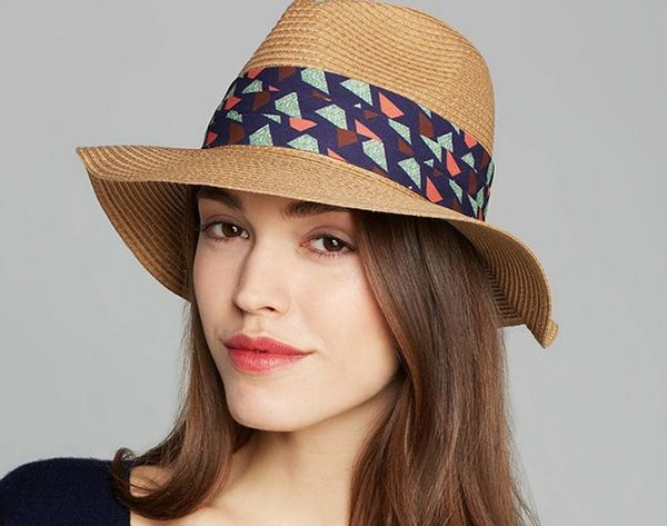 Welcome Warm(er) Weather With These 16 Woven Hats