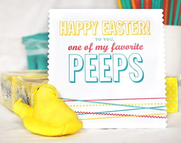 The Hunt Stops Here for the 25 Most Colorful Easter Printables on the Web