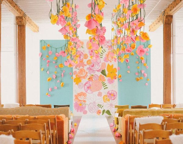 28 Paper Flower Projects to Inspire Your Spring Greening