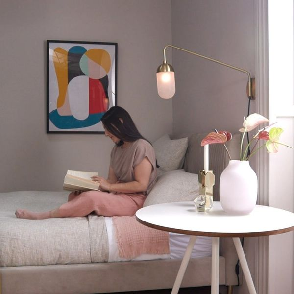 24 Ways to Style Your Bedside Table