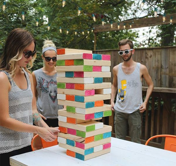 We Got Game. DIY Yard Games, That Is.