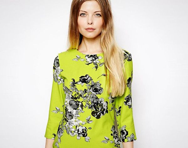 20 Bold Ways to Rock the Floral Print Trend