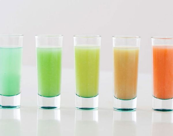 Meet Your New Party Trick: 1 Shaker, 5 Different Shots