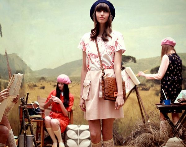 This New Fashion Line Makes You Feel Like You're in a Wes Anderson Flick