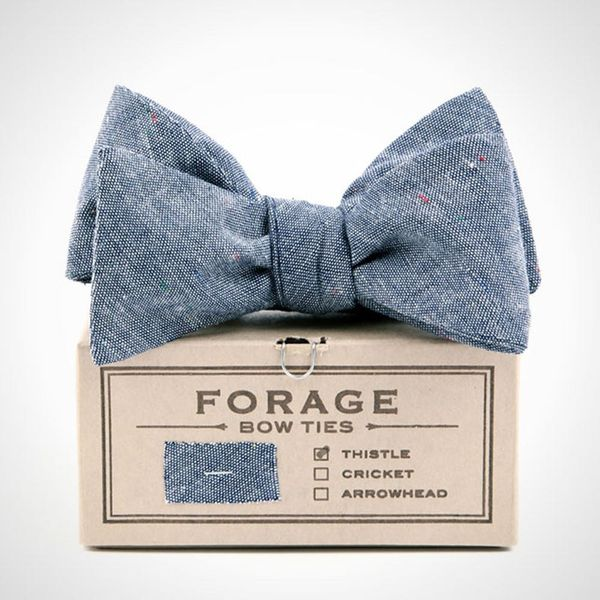 Tie the Knot: 31 Dapper Bow Ties for Your Groom