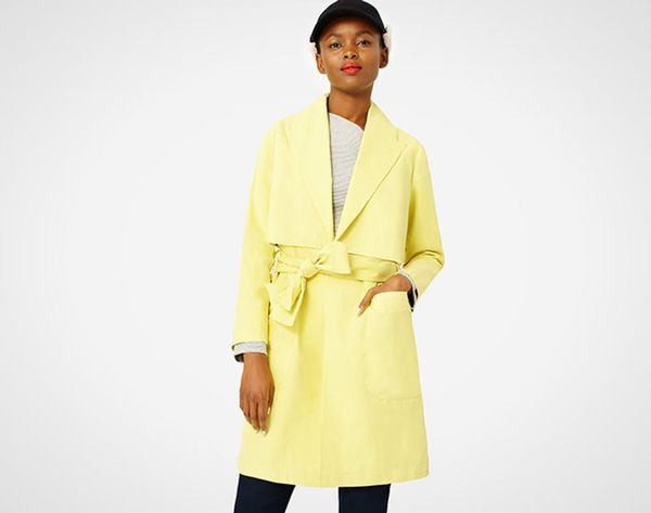 10 Modern Trench Coats Your Spring Wardrobe Needs