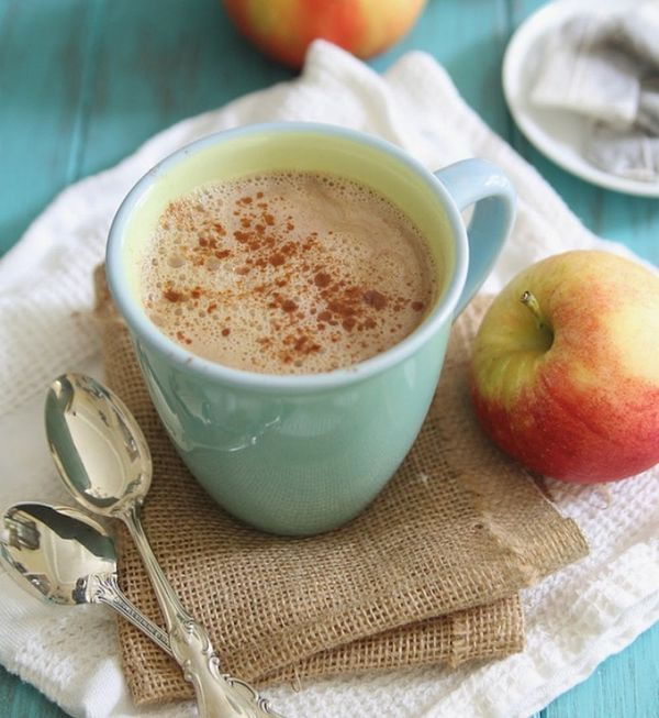 Move Over Coffee. Tea Lattes Are Taking Over!