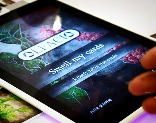 Stop and Sniff the First Ever iPad App That Recognizes Smells