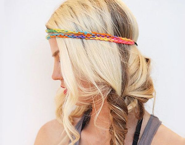 20 Festival-Ready Hairstyles That Rock the Mane Stage