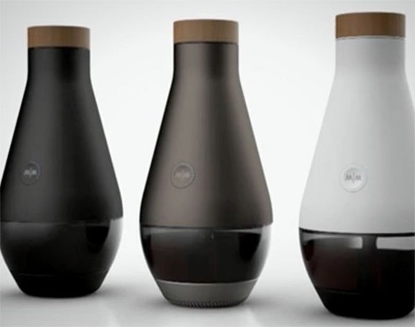 What If You Could Use Your SodaStream to Make Wine?