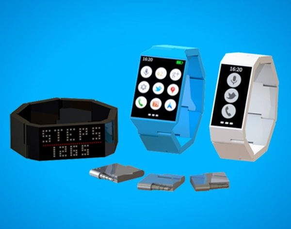 Building Your Own Smartwatch Could be THIS Easy