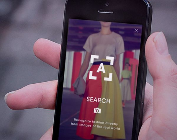 That Must-Have Dress? This App Helps You Find and Buy It!