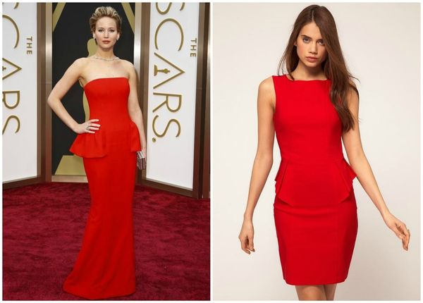 Strike a Pose! 21 Beautiful Dresses Inspired by Oscar Night Looks
