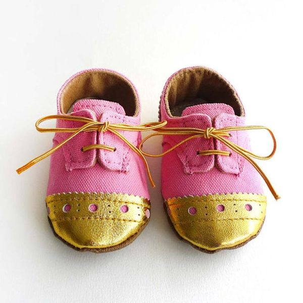 Little Kicks: 21 Sweet Shoes for the Teeniest Toes
