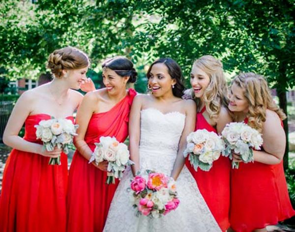 Never Buy Another Bridesmaid Dress Thanks to This Sweet Site