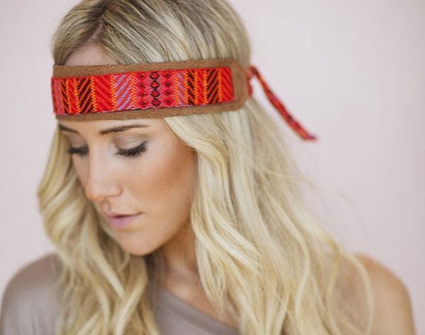 We're With the (Head)Band: 16 Festival Headwraps to Buy + DIY