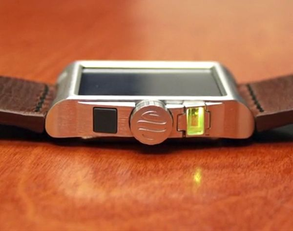 This Watch Will Make Sure Your Phone Never Ever Dies Again