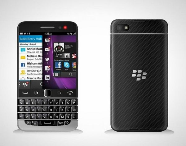 BlackBerry Goes OG, Brings Back the Trackpad (All Thanks to You!)
