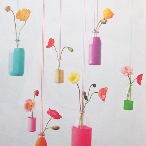 28 DIY Vases Sprouting Up as Our Faves