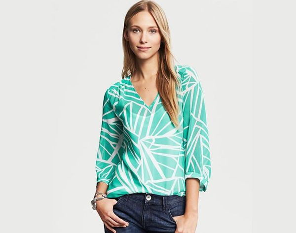 15 Graphic Tops For Girls Who Like Patterns