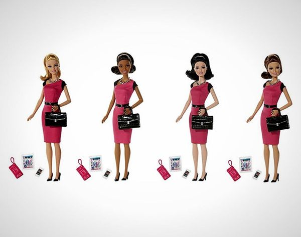 "Barbie is Posed to ""Lean In"" With Her Latest Career Move"