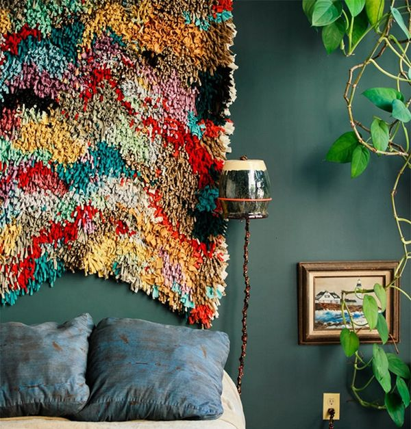 """We're """"Wall"""" Over It: 17 Textile Wall Hangings We Love"""