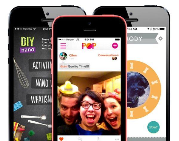 What's App-ening? DIY Nano, WonderWoof, #Pop and More!