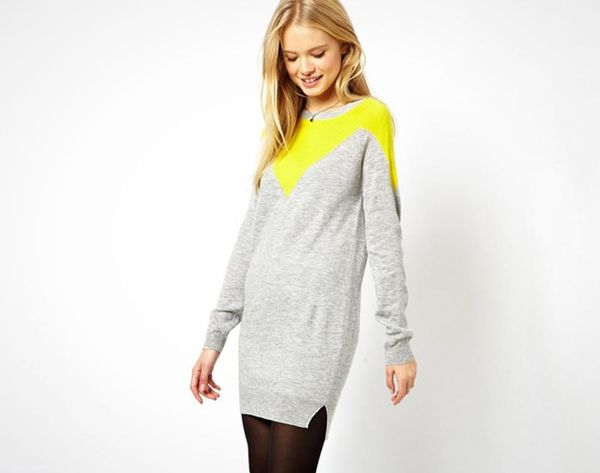22 Sweater Dresses to Wear Before Winter is Over