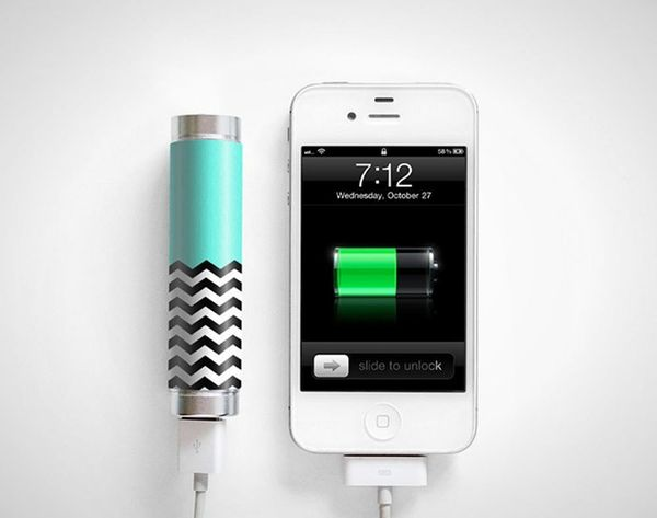 8 Pretty Portable Chargers You'll Actually Want to Carry