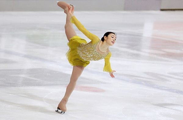Bring on the Spandex: 11 Figure Skating Frocks We Actually Like