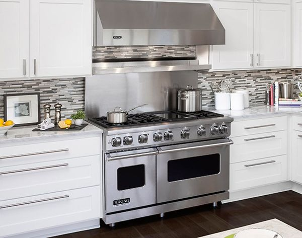 So Hot Right Now: Viking Makes an Internet-Enabled Cooking Range