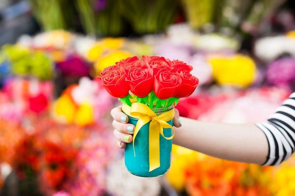We're Delivering 3D Printed Roses on Valentine's Day – Order Yours Now!