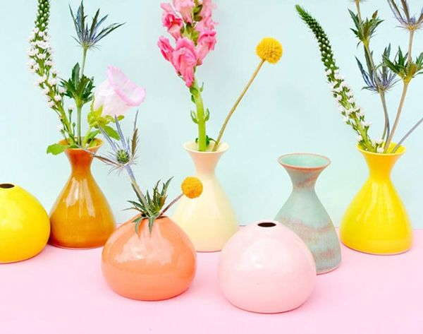 15 Beautiful Vases to Hold Your Valentine's Day Buds