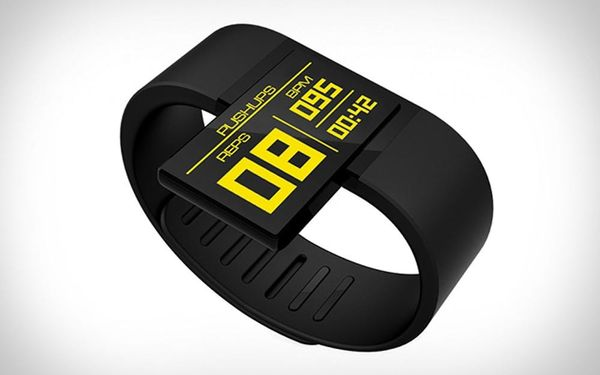 Atlas Fitness Tracker, It's Here to Pump *Clap* You Up
