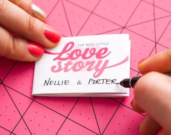 The Cutest Little Love Story You Ever Did See (Free Printable!)
