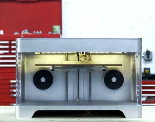 Meet Mark, the World's First Carbon Fiber 3D Printer