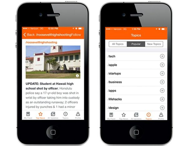 The App That Could Change the Way You Get Your News