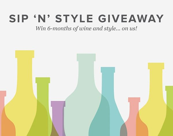 Win 6 Months of Wine + Clothes… On Us!