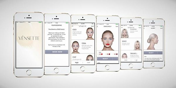 On Demand Beauty Pros at Your Front Door: There's An App For That