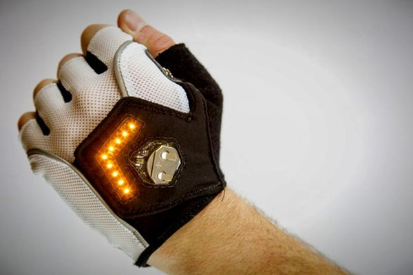 Night Riders: You Need These High Tech Bike Gloves Stat