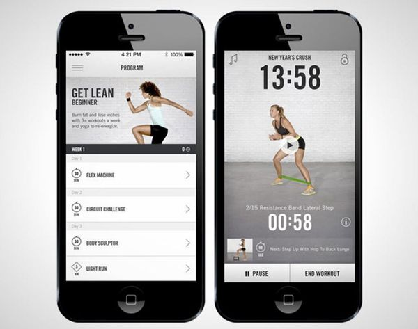 The Top 5 Workout and Fitness Apps for 2014, According to You!