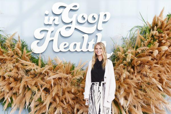 In goop Health Summit San Francisco 2019 Gwyneth Paltrow